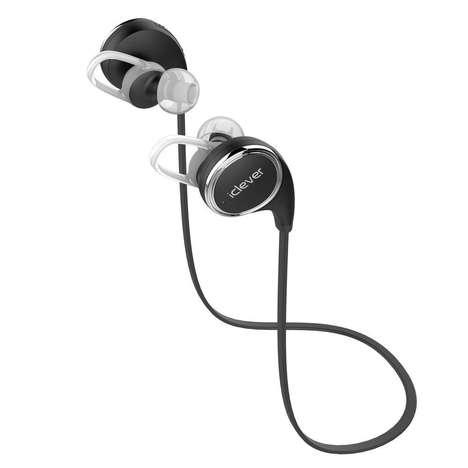 Sweat-Proof Headphones