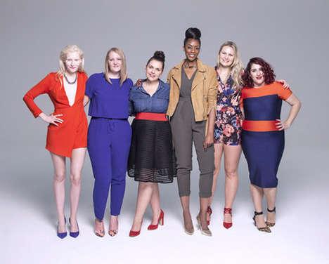 Fashion Confidence Campaigns