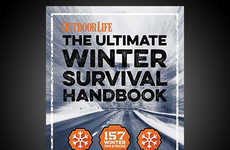 Cold Weather Publications - The Winter Survival Handbook Provides Essential Knowledge to Get Through