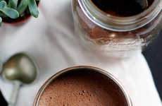 Superfood Vegan Hot Cocoa - The Homemade Vegan Hot Chocolate Mix is a Healthy, Sugarless Alternative
