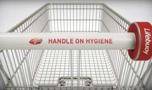 Sanitizing Shopping Discs
