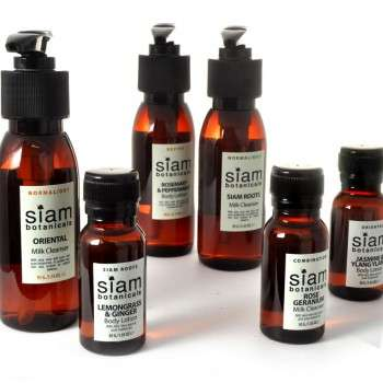 Natural Thai Cosmetics - Siam Botanicals Delivers a Range of Options That are 100% Naturally Derived