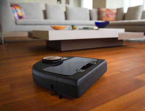 WiFi-Connected Vacuums - The Neato Botvac is Designed to Scan and Clean Your Home Efficiently