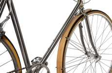 Versatile Bicycle Fenders - This Innovative Bicycle Fender Fits All Kinds of Bikes