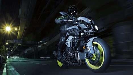 Brutish Naked Motorbikes