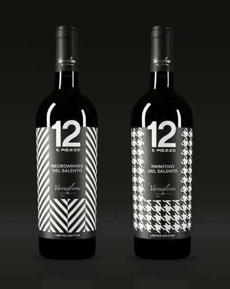 Fashionable Wine Branding