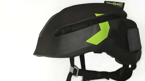 Folding Bicycle Helmets