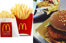 Doubled Dollar Menu Promotions - McDonald's Replaces its Dollar Menu with Two Meals in McPick 2