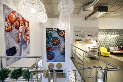 Retailer Community Kitchens - Host a Dinner Party for Your Friends in the IKEA Warsaw Kitchen