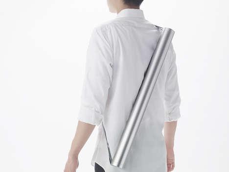 Sleek Tubular Survival Kits