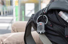 Smart Travel Locks - The Airbolt Keeps Luggage Safely Protected While On-the-Go