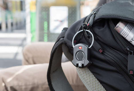 Smart Travel Locks