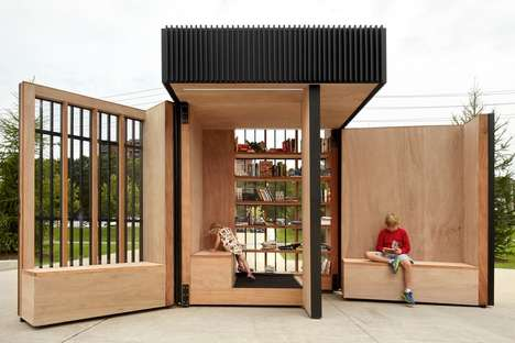 Expandable Lending Libraries