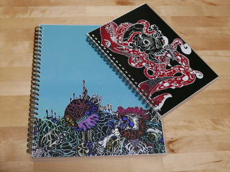 Durable Reusable Notebooks - Scrubby Reusable Notebooks are Rugged and Waterproof