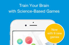 Competitive Brain-Boosting Apps - The 'Fit Brains Trainer' App Guides Users Through Mental Exercises