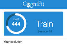 Memory Loss-Prevention Apps - The 'CogniFit' App is a Personalized Brain Training Program