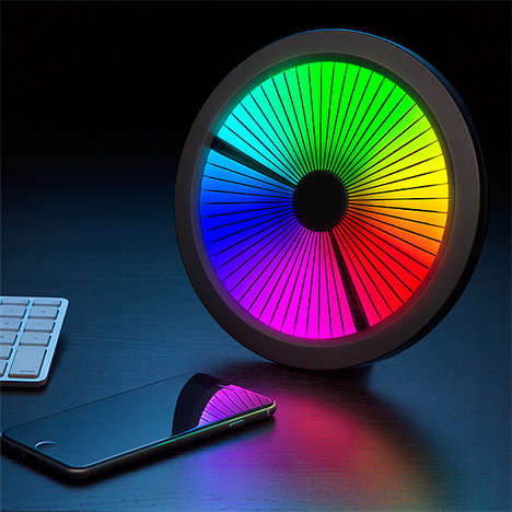 Technologically Vibrant Clocks