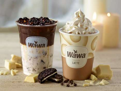 Cookie-Inspired Coffee Drinks