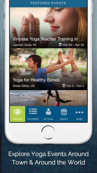 International Yoga Apps