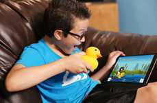 Smart Rubber Ducks - The World's First Smart Rubber Duck Makes A Splash