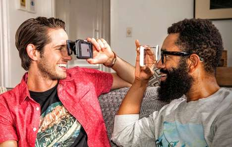 Virtual Reality Phone Cases