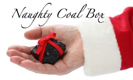 Spiteful Coal Deliveries
