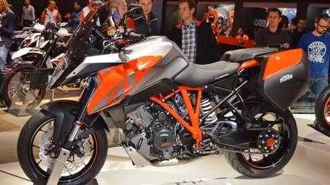 Fuel-Efficient Motorbikes