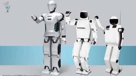 Communicative Humanoid Robots