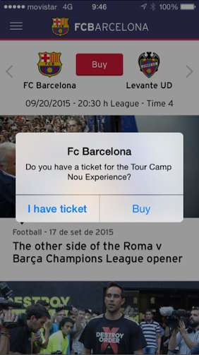 Beacon-Infused Soccer Stadiums - FC Barcelona is Using Beacons to Offer a Smart Stadium Experience