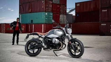 Retro Scrambler Motorcycles