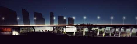 Linear Urban Parks