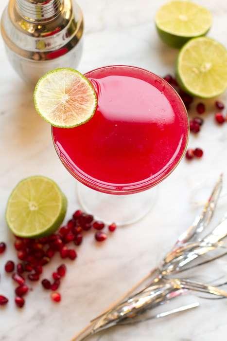 Citrus Antioxidant Daquiris