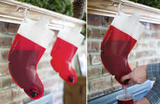Boozy Stocking Flasks