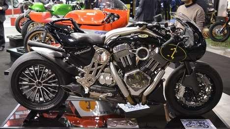Balanced Italian Motorbikes