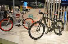 Versatile Connected Bicycles - The Wi-Bike Features Different Modes For Different Riding Situations