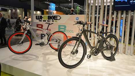Versatile Connected Bicycles