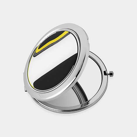 Pop Art Pocket Mirrors