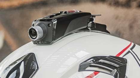 Multipurpose Helmet Cameras
