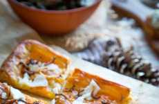 Season Squash Tarts - This Savory Tart Serves as the Perfect Thanksgiving Appetizer