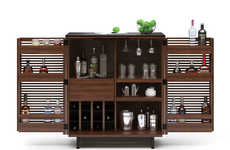 Contemporary Bar Cabinets