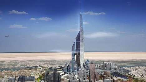 Record-Breaking Iraqi Skyscrapers