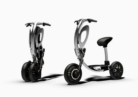Foldable Commuter Scooters