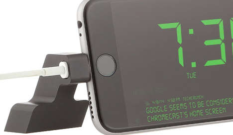 Landscape Smartphone Chargers