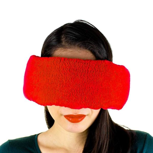 Wrap a Nap Travel Pillow, Sleep Mask