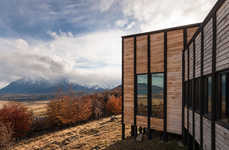 Elevated Timber Cabins
