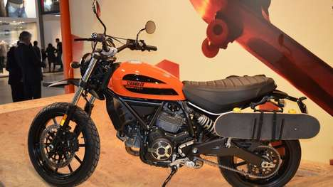 Affordable Scrambler Motorbikes