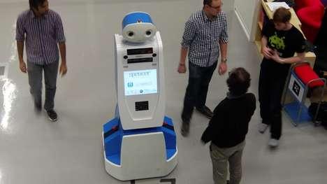 Airport Service Robots
