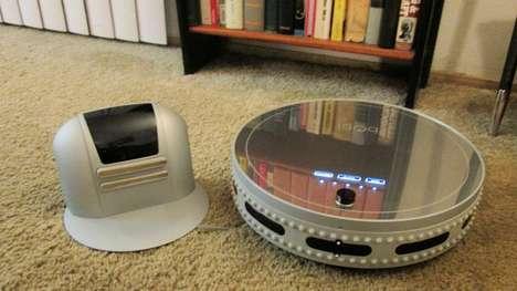 Robotic Pet Hair Vacuums