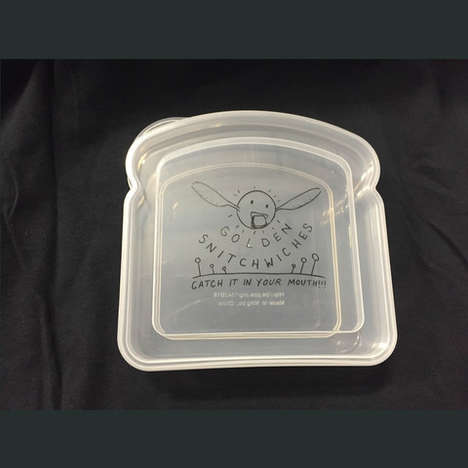 Commemorative Sandwich Cases