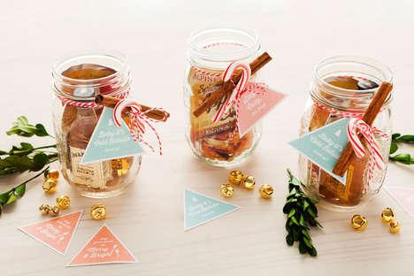 Mason Jar Cocktail Kits